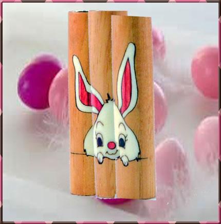 Bunny Inlay