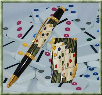 Dominos Inlay Blank