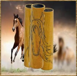 HorseLineArt