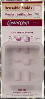 MC-6 Reusable Resin Casting Mold