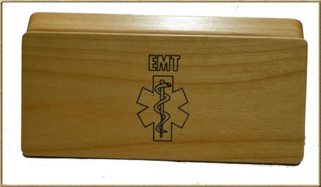 EMT Decorative Box w/ Inserts