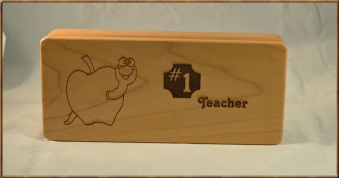 #1 Teacher Box w/ Inserts